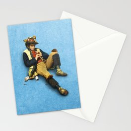 The Piper of Hamelin Stationery Cards