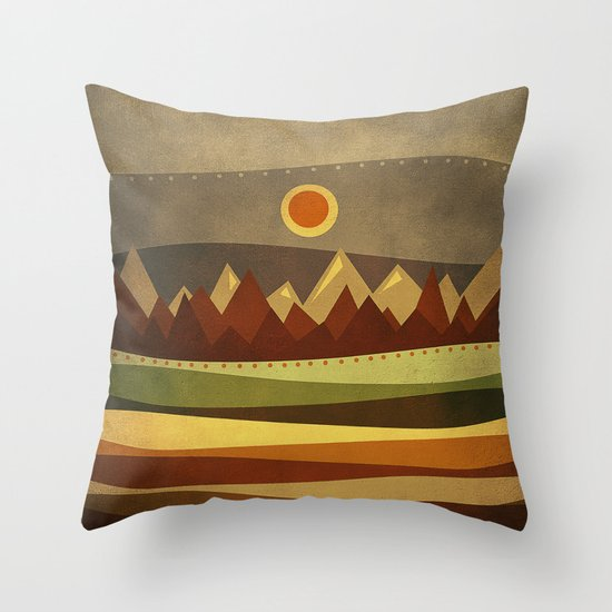 Textures/Abstract 134 Throw Pillow