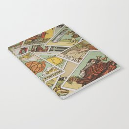 Tarot Cards Notebook