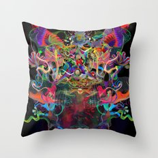 Luminance Throw Pillow