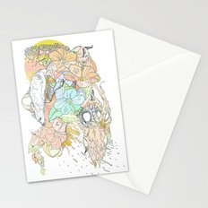 seventeenth daydream Stationery Cards