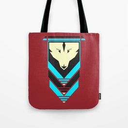 Symbol of the Wolf Tote Bag