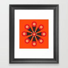 Flower Extract Framed Art Print