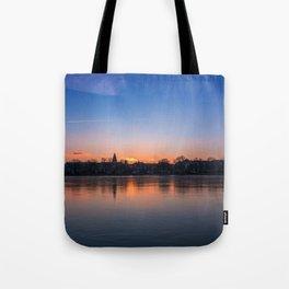 The Lakes, Copenhagen Tote Bag