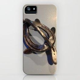 Horseshoe Honu iPhone Case