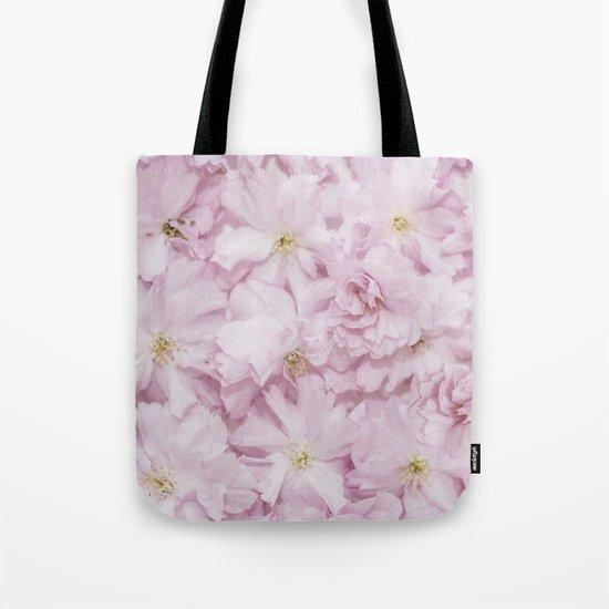 Sakura- cherryblossoms pattern Tote Bag
