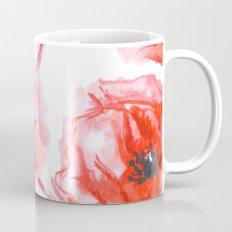 Flora Poppy Mug