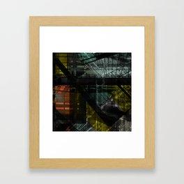 Deeper Heights 2 Framed Art Print