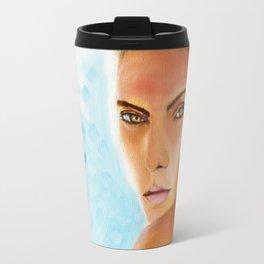 Sunkissed Face Travel Mug