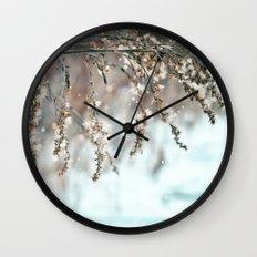 Delicate Balance Wall Clock