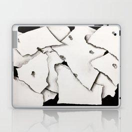 Paper on Paper Laptop & iPad Skin