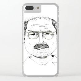 BTK Clear iPhone Case
