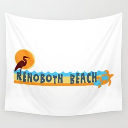 Rehoboth Beach - Delaware. Wall Tapestry
