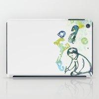 writing iPad Cases featuring writing by valentina biletta