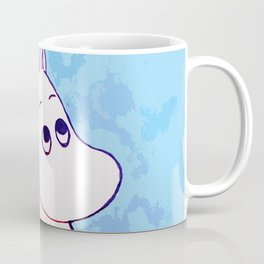 The walk of Moomin Coffee Mug