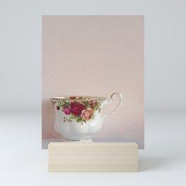 Teacup Lone Mini Art Print