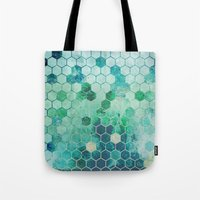 chemistry Tote Bags featuring Chemistry by Esco