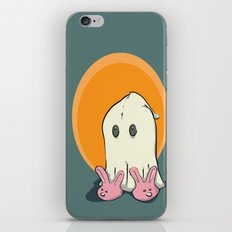 Ghost Slippers iPhone & iPod Skin