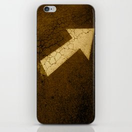 This way iPhone Skin