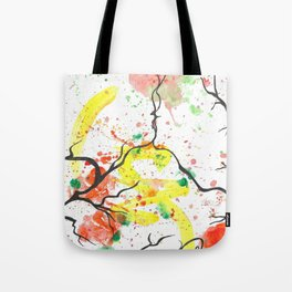 KISS by mrs Wilkes Tote Bag