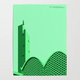 [INDEPENDENT] ASSUNA MOSQUE - JEAN FRANÇOIS ZEVACO Poster