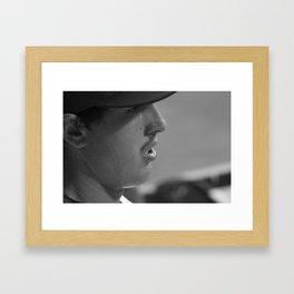 Derek Holland Framed Art Print
