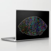 northern lights Laptop & iPad Skins featuring Northern Lights by Giovanni Choisy