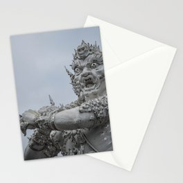 The White Temple - Thailand - 011 Stationery Cards