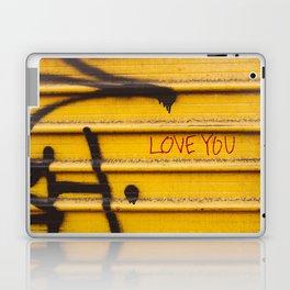 Love You, New York Laptop & iPad Skin