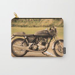 Norton commando 750 vintage motorcycle Carry-All Pouch