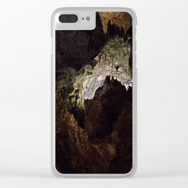 Carlsbad Caverns XIII Clear iPhone Case