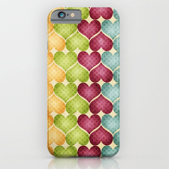 Hearts For Hearts. iPhone & iPod Case
