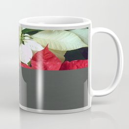 Mixed Color Poinsettias 2 Blank Q6F0 Coffee Mug