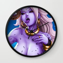 Android 21 Cell Fusion Wall Clock