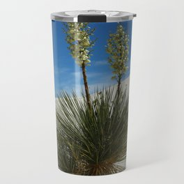 Soap Yucca In The White Sands Dunes Travel Mug