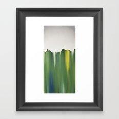 Reveal - 5 Framed Art Print