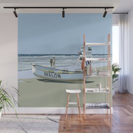 Avalon, Cooler by a Mile Wall Mural