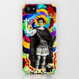 Santo Expedito (Saint Expeditus) iPhone Case