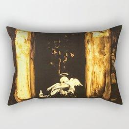 Fallen Angel Rectangular Pillow