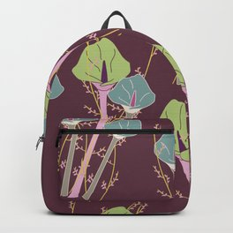 Calla lily fantasy Backpack