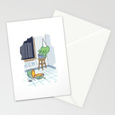 Shallow Ones 2 Stationery Cards