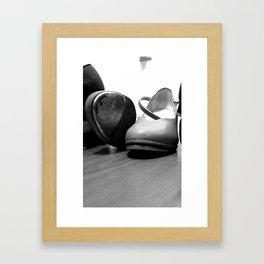 Tappish pt. 3 Framed Art Print