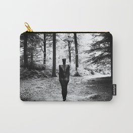Photographic Ode To A Statue 2 Carry-All Pouch