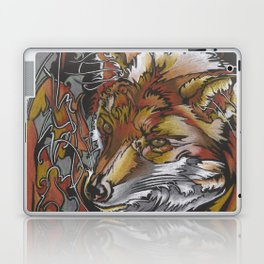 Forest Flame Laptop & iPad Skin