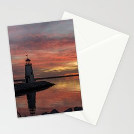 The Evening Calm Stationery Cards