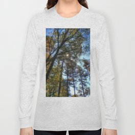 Vibrant National Forest Long Sleeve T-shirt