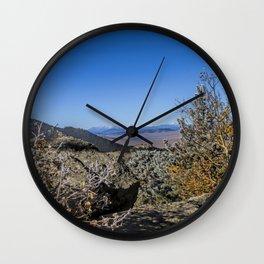 Vista To Vista Wall Clock