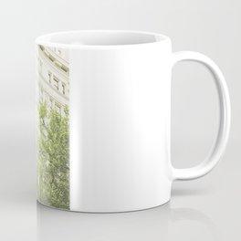 green in the grey Coffee Mug