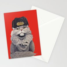 For Mother Russia Stationery Cards