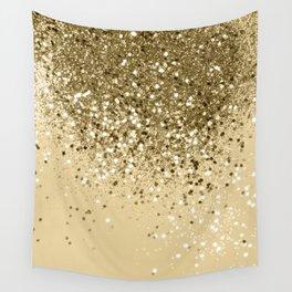 Cali Summer Vibes Lady Glitter #1 #shiny #decor #art #society6 Wall Tapestry